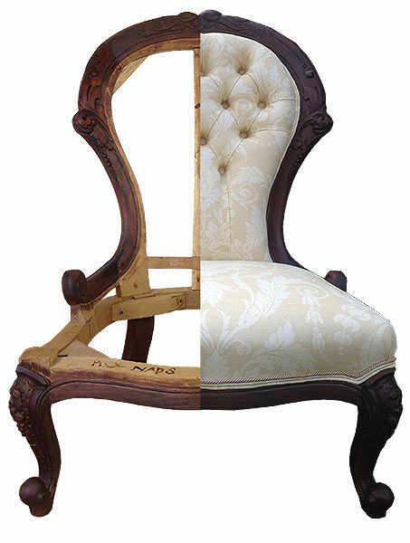 Tapizar silla, interior y tapiceria silla