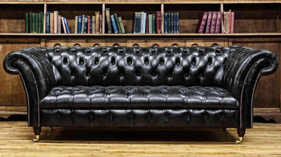 Chester sofa tapizado clásico