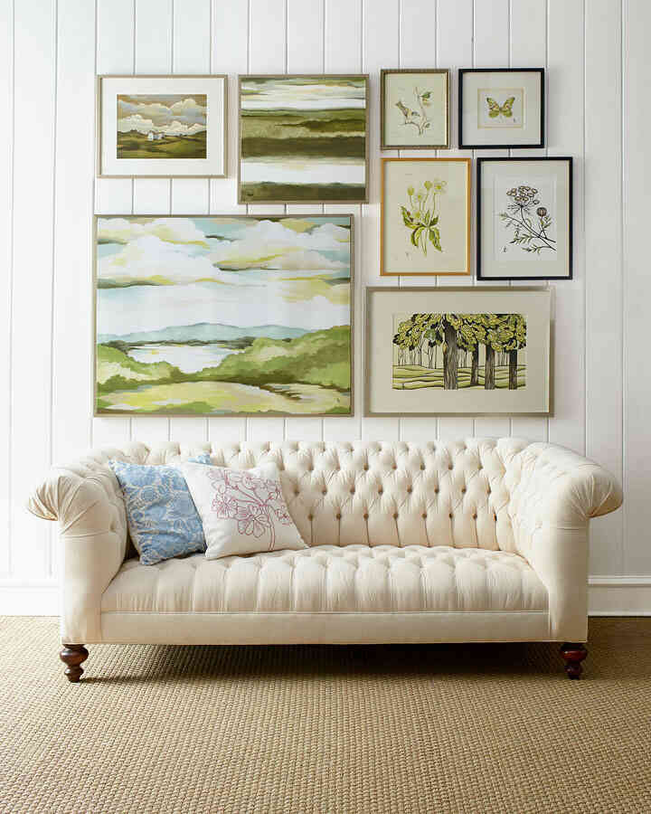 Tapicería clásico sofás y muebles