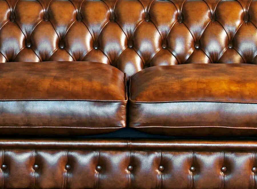 Sofa chester tapizado