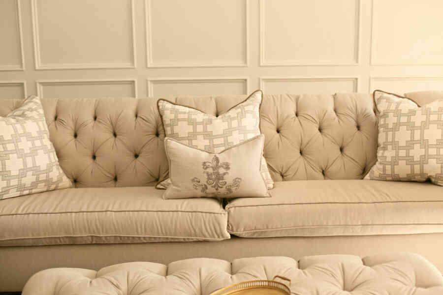 Sofa Conjunto Tapizado